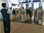 TEMPORARY PROFESSED MEMBERS MEETING – 11th May – 15th May 2019